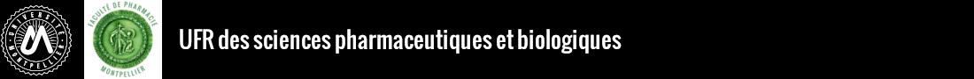 UFR des sciences pharmaceutiques et biologiques Logo